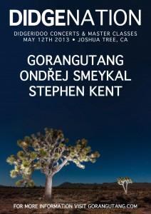 Gorangutang, Ondrej Smeykal and Stephen Kent Live